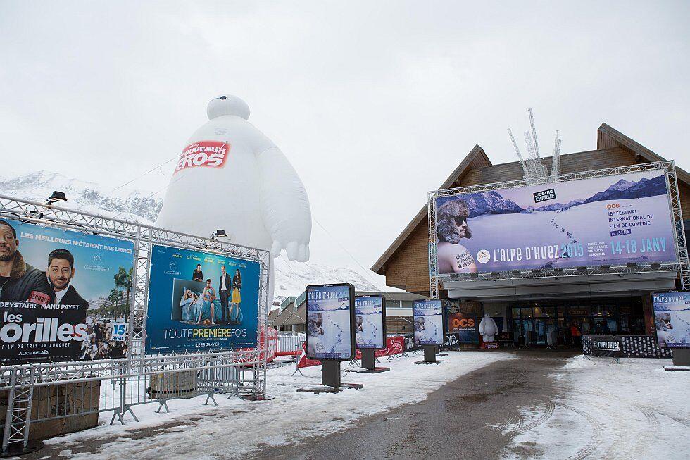 Festival du film comique de l'Alpe d'Huez