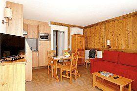 intérieur appartement résidence Odays le Sornin