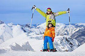 skier sur les pistes du domaine Autrans Méaudre