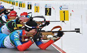 le biathlon à Autrans