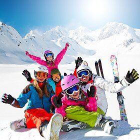 En vacances à la montagne avec les enfants