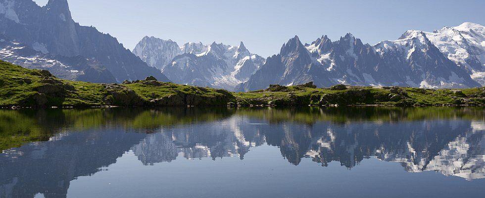 des vacances a la montagne, energie et dynamisme en altitude