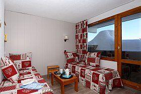 intérieur appartement le hameau du mottaret odalys vacances