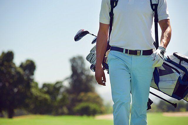 parcours de golf à Méribel