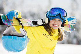 ski et surf snowpark enfants Méribel