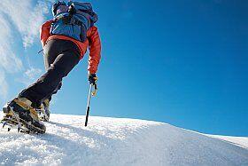 randonnée glaciaire à Méribel