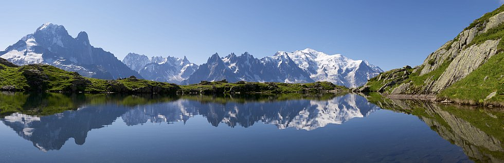 Mont Blanc et la Savoie à découvrir en vacances