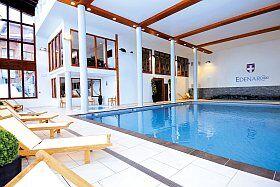 piscine de résidence Edenarc aux Arcs