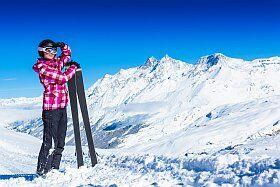 equipement dernier cri pour le ski