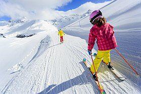 cours de ski enfants les arcs