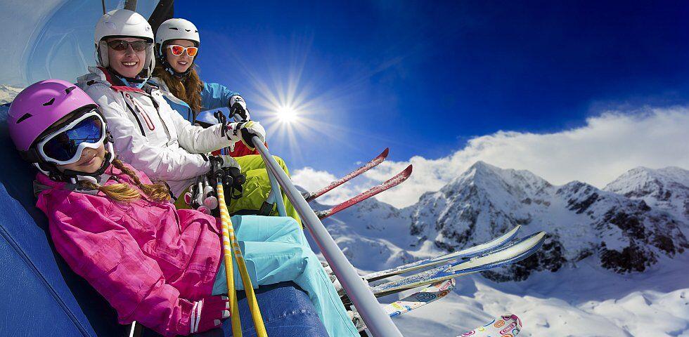 séjour confort au ski station Les Arcs