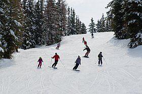 pistes de ski Paradiski à la Plagne