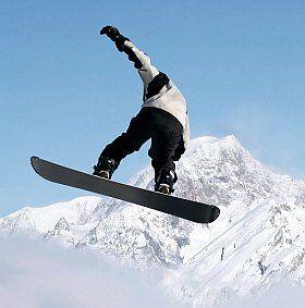freeride et snowpark à la Plagne