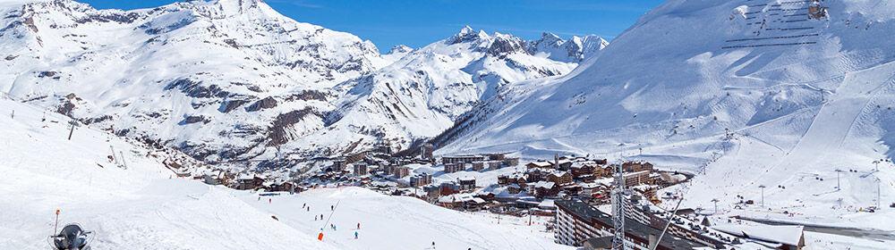Vacances à la neige sans les ski à Tignes