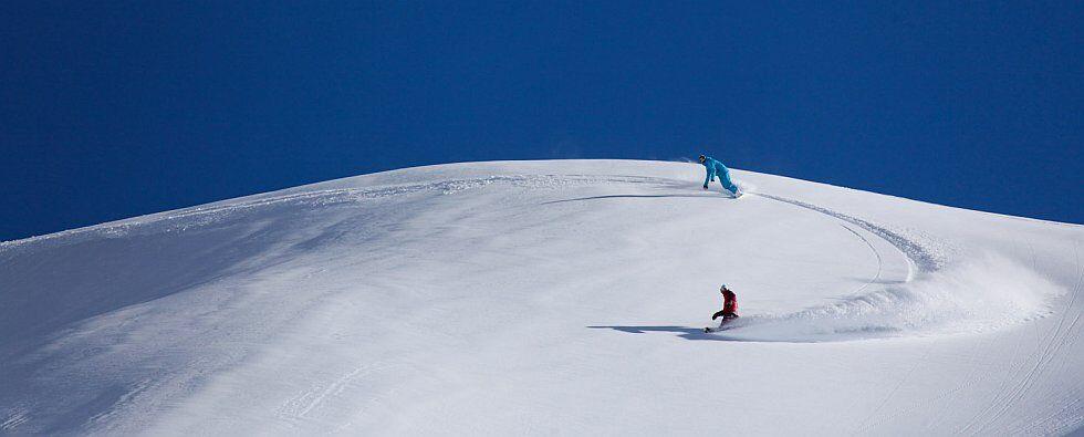 freestyle à Cauterets en vacances aux sports d'hiver