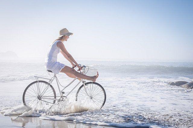 vacances vélo en Atlantique