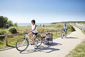 vacances Vélodysée en Vendée