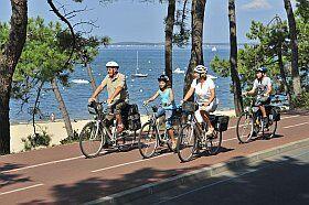 itinéraire vélo en Poitou Charentes