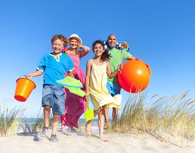 vacances famille en Vendée Sables d'Olonne