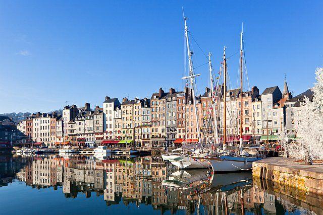 Honfleur en vacances en Normandie