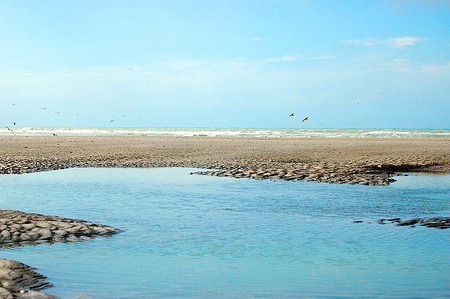 la baie de Somme en Picardie