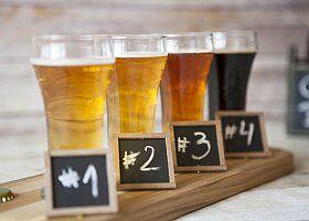 Bière locale en Picardie