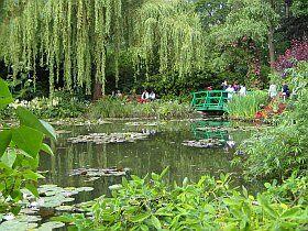 Le jardin de Claude Monet, à Giverny