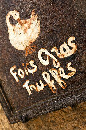 la bonne cuisine du sud ouest le foie gras et la truffe, produit du terroir