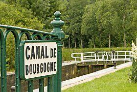 vacances en Bourgogne au bord de l'eau