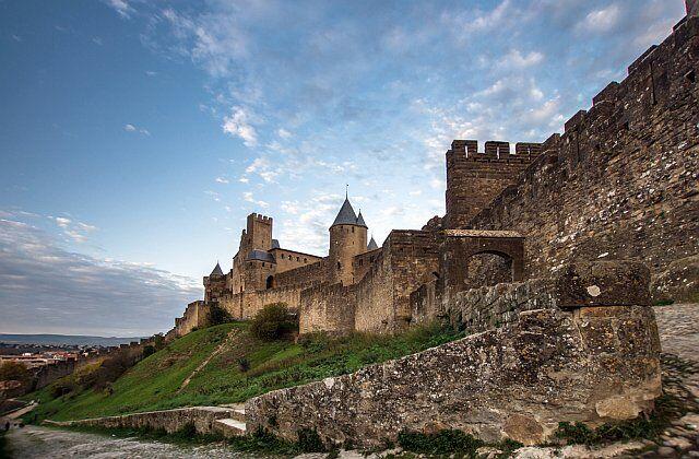 Carcassone, ville authentique du Languedoc