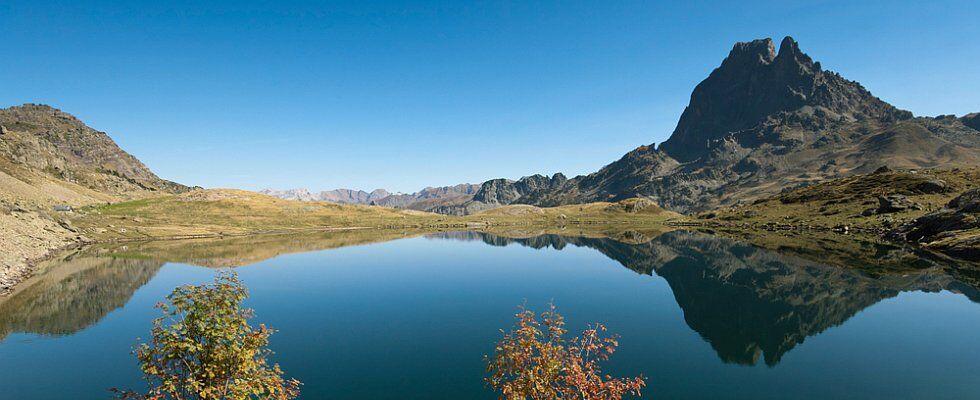 les routes de campagne de Midi-Pyrénées vers Albi