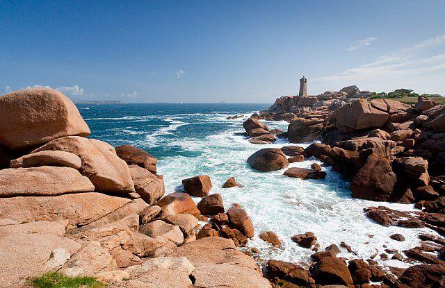 phare vacances camping Bretagne