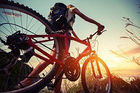 sport en plein air en camping à la campagne