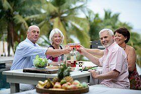 Découvrir une région avec des amis: une excellente idée de vacances!
