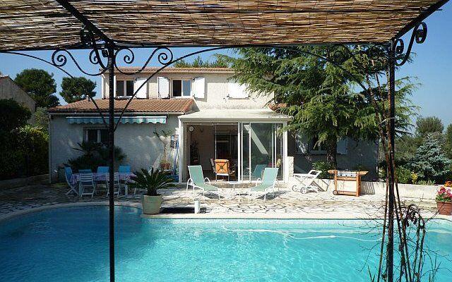 Villa avec piscine à Aubagne