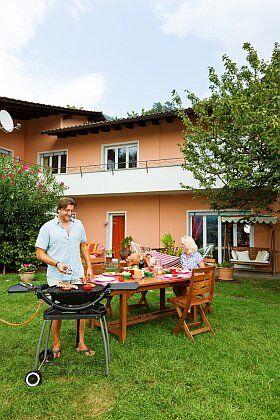 Repas de famille pendant vos vacances dans votre maison en location