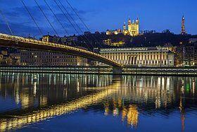 Lyon en voyages d'affaire appart'hôtels