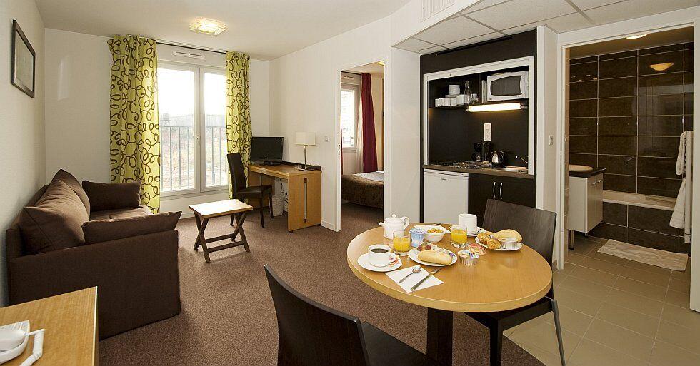 Odalys appart'hotel intérieur