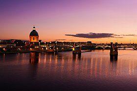 Toulouse en week-end amoureux
