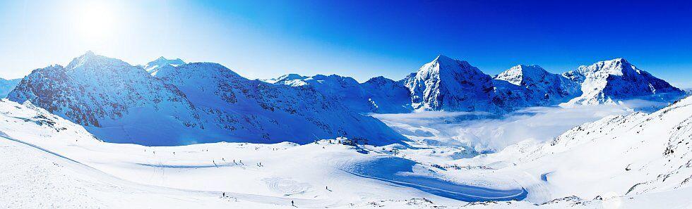 réserver un chalet en hiver dans les Alpes