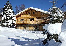 chalet XXL aux Deux Alpes 18 personnes