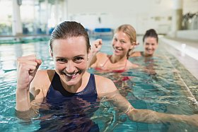 aquapunching, nouveau sport tendance