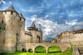 Le château de Comtal