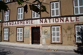 Le gendarmerie de Saint-Tropez