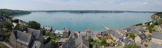 Saint Suliac en Bretagne, plus beau village de France