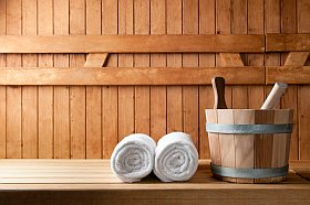Pause sauna en résidence avec spa