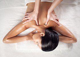 Des massage dans la station thermale de Gréoux-les-Bains