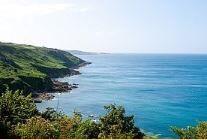 Randonnée littorale dans le Cotentin, en Normandie