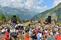 Cosmojazz à Chamonix