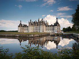 l'impressionnant domaine du Château de Chambord